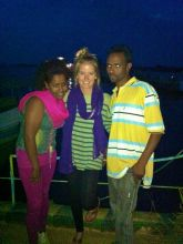 Alem, Bereket and I