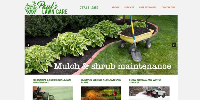 Paul's Lawn Care