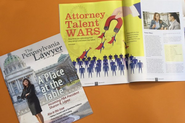 May Edition of The Pennsylvania Lawyer Magazine Released