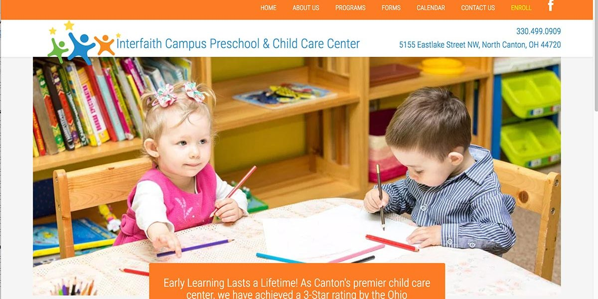 Cassidy launches updated, dynamic site for Ohio preshcool