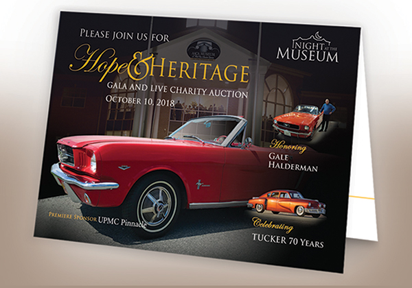 """Cassidy designs share Hope & Heritage for """"Night at the Museum"""""""