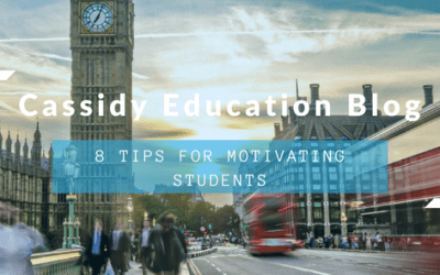 8 Tips For Motivating Students