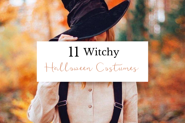 Witch Halloween Costume Ideas   Best Witch Costumes For College Girls
