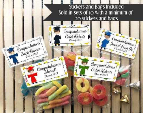 party favors for high school graduation party