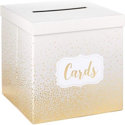 high school graduation party card box