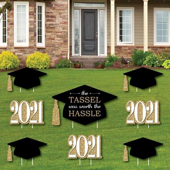 graduation party centerpiece ideas