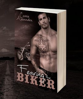 Fearing The Biker 3D Image of Book Cover