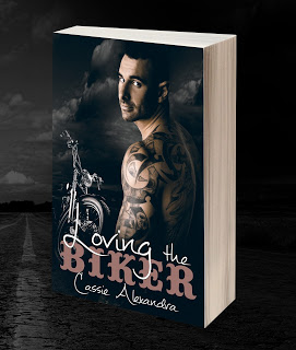 Loving The Biker 3D Image of Book Cover