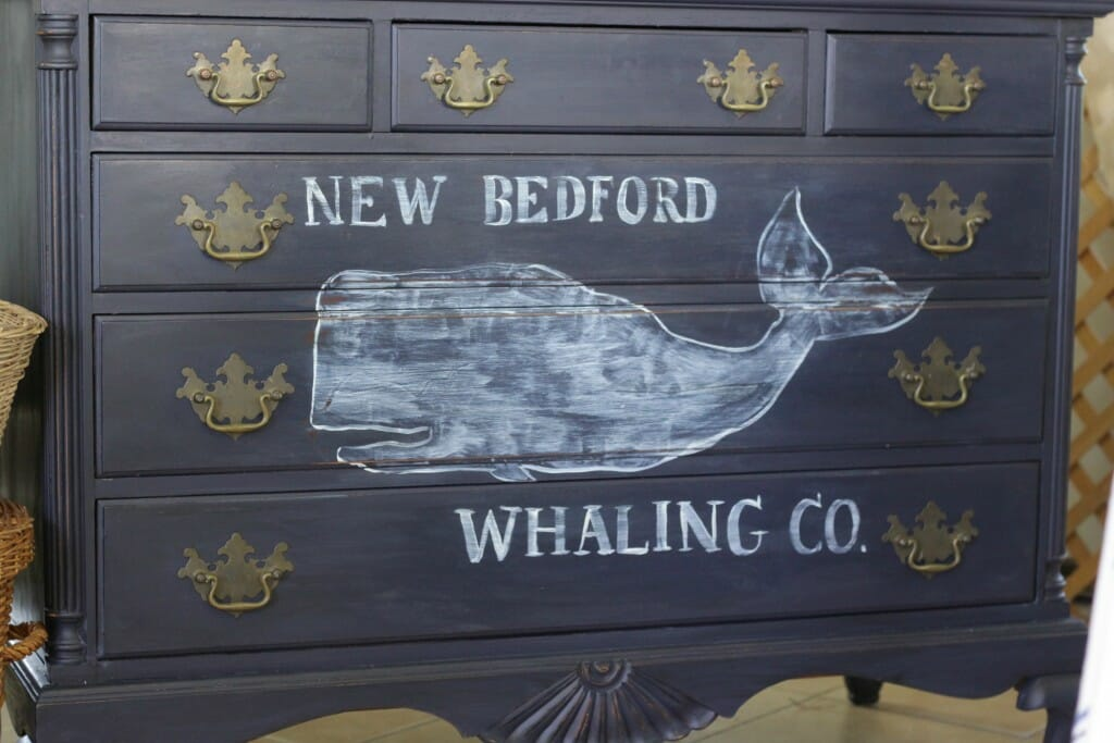 New Bedford Whaling Dresser by Antica Market- at Sweet Clover