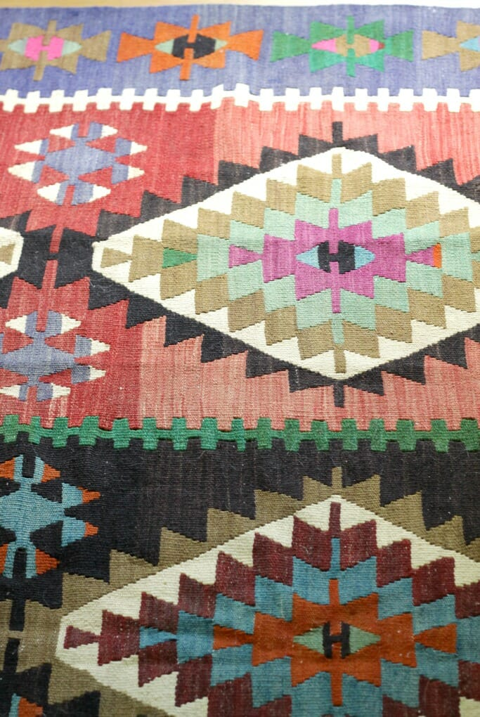 Vintage Kilim Rug from Unique Rug Store