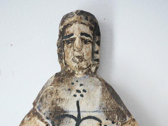 milkshop carved figure