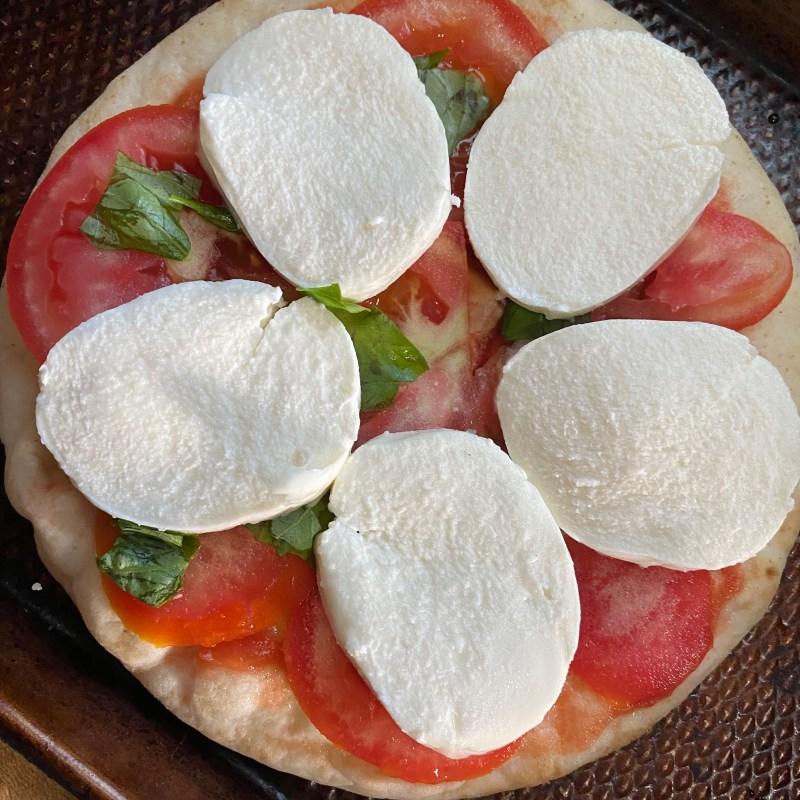 My Simple Pizza Recipe