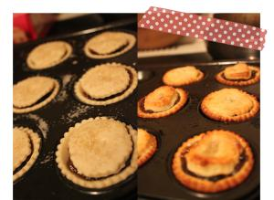 pieday friday mince pie recipe for christmas baking cooked pies by cassiefairy