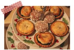 pieday friday mince pies dunelm mill cake stand finished