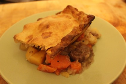 pieday friday beef stewy beefy meat pot pie recipe cooking