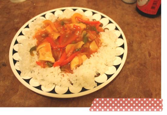 sweet n sour chicken slimming world recipe cooking method