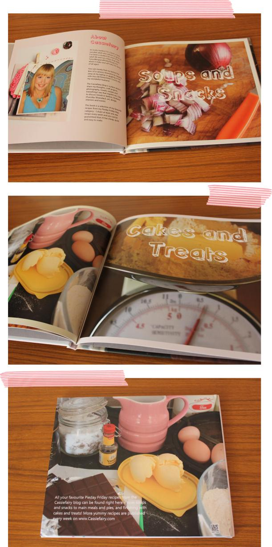 Cassiefairys free pieday friday recipe book blurb ebook cookbook