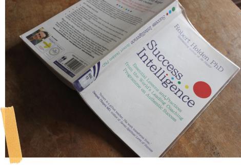 success intelligence robert holden book review