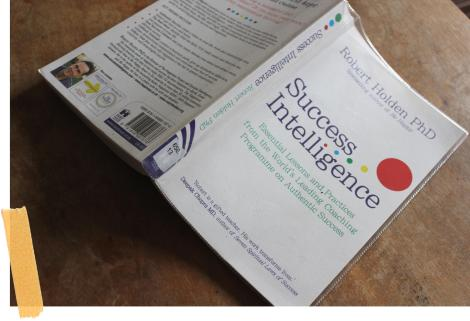 success intelligence robert holden book review