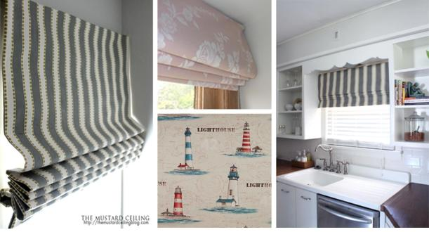 cassiefairy roman blind moodboard featuring the mustard ceiling and aberkhan fabric
