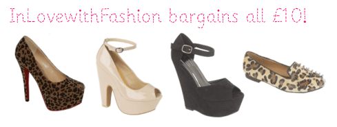 tuesday shoesday inlovewithfashion sale bargain shoes summer 2013 png