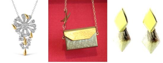 cassiefairy summer 2013 fashion jewellery trends diamonds pendant geometric earrings