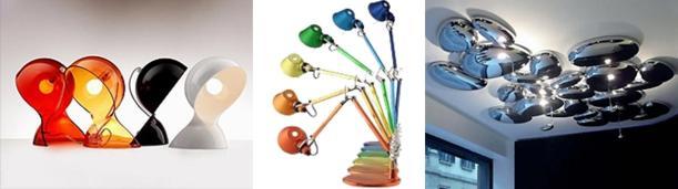 artemide lamps images courtesy of lampcommerce com