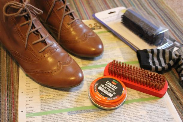 How to polish your new leather shoes to keep them protected and clean