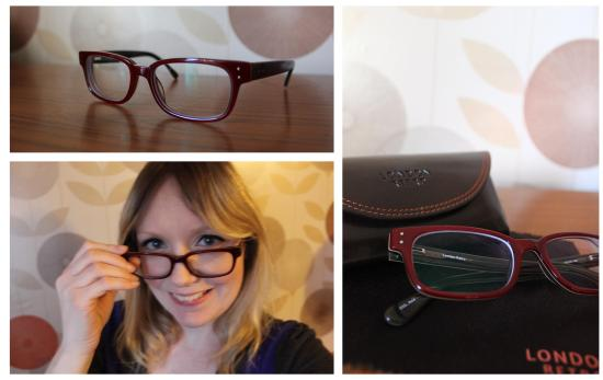london retro glasses from my optique
