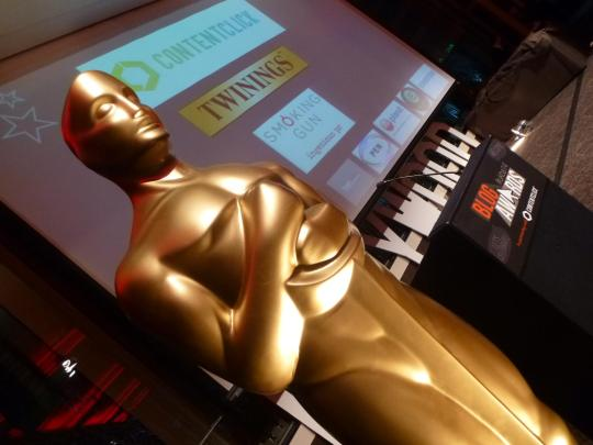 The Oscars of the Blogging World