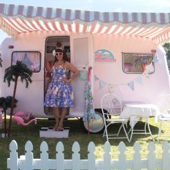 Interview with Vintage Caravan Style author Lisa Mora