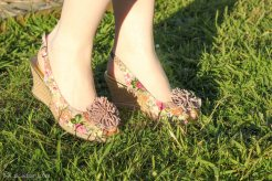 Summer 2014 floral slingback wedges from Hotter Shoes-10