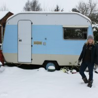 Year 1 of My Vintage Caravan Renovation