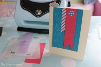 card making craft ideas including Sizzix embossing kit review-14