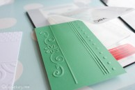 card making craft ideas including Sizzix embossing kit review-18