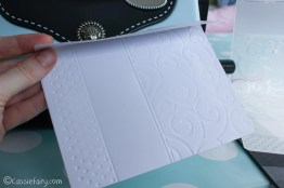 card making craft ideas including Sizzix embossing kit review-22
