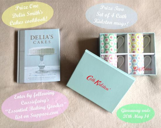 suppose essential baking goodies list competition with cassiefairy blog