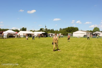 Vintage Festival and D Day Remembrance 2014-1