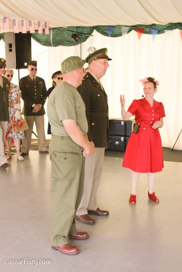 Vintage Festival and D Day Remembrance 2014-17