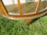 Vintage caravan project - DIY painted cabinet furniture makeover-6