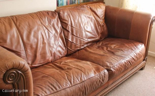 DIY ideas for a sofa makeover