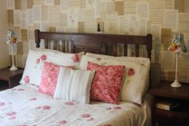 Dream a little dream bedroom makeover project - bedside lights from BHS-5