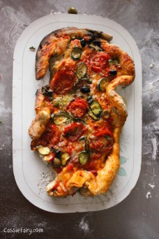 Recipe for cooking with a pizza oven-8