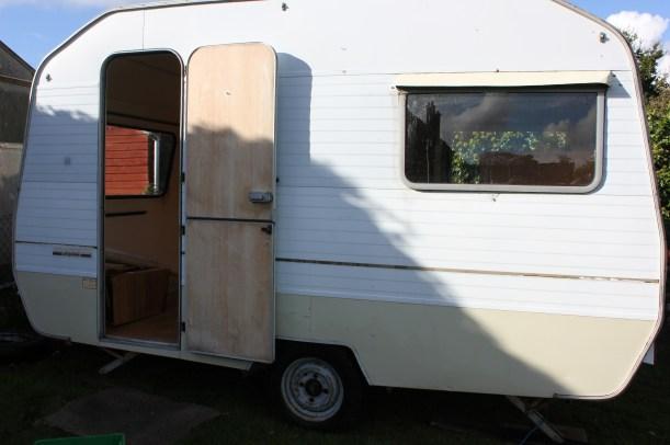 cassiefairy's original caravan