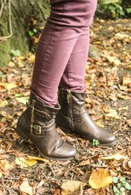 autumn colours and leather boots-8
