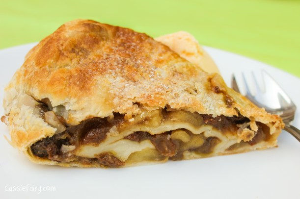 easy apple strudel recipe_