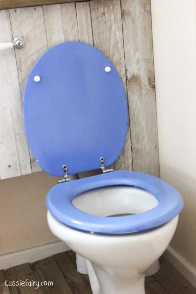 eco friendly rubberwood toilet seat