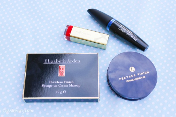2014 bargain make up review max factor and elizabeth arden