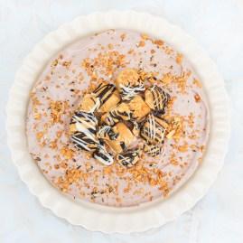 Cinder Toffee Cheesecake