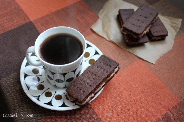 DIY homemade bourbon biscuits recipe-9